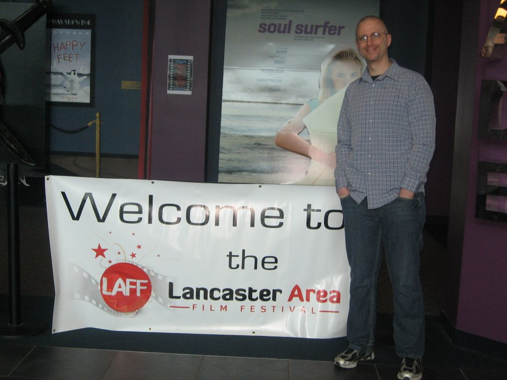 Martin Binder at LAFF