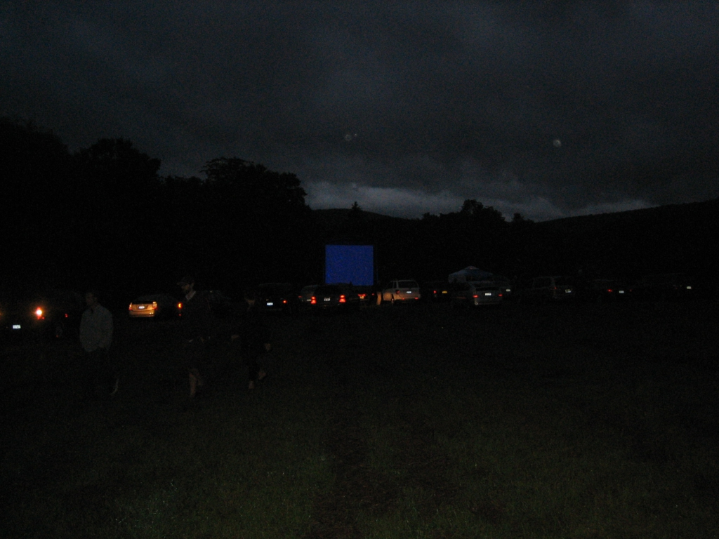 Another shot of the drive-in